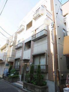東京都調布市多摩川5丁目の賃貸マンション