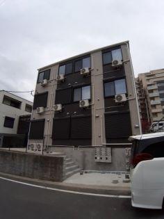 東京都稲城市東長沼の賃貸アパート