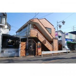 東京都調布市若葉町2丁目の賃貸アパート