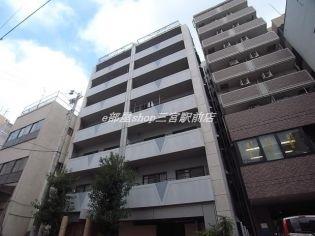 兵庫県神戸市中央区相生町4丁目の賃貸マンションの画像