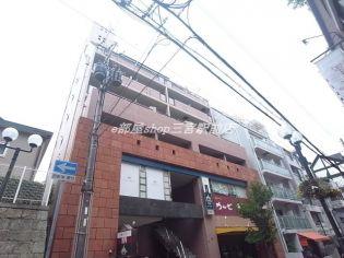 富士産業ビル[605号室]の外観