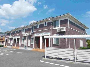 兵庫県姫路市書写の賃貸アパート