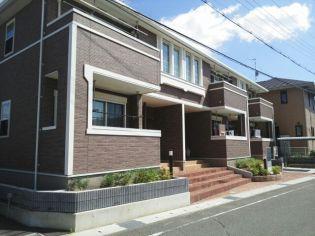 兵庫県たつの市揖西町土師1丁目の賃貸アパート