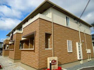 兵庫県加西市北条町栗田の賃貸アパート