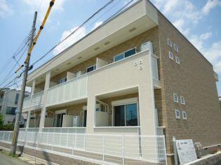 兵庫県加西市北条町古坂の賃貸アパート