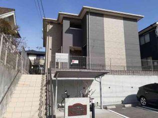 兵庫県神戸市北区鹿の子台南町4丁目の賃貸アパート
