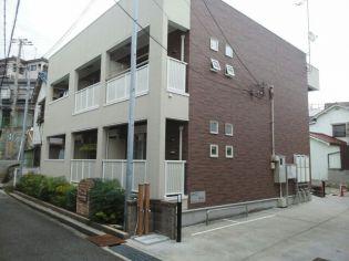 兵庫県神戸市垂水区泉が丘2丁目の賃貸アパート