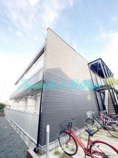 神奈川県藤沢市亀井野の賃貸アパート