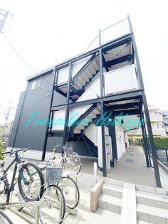 神奈川県横浜市栄区笠間5丁目の賃貸マンション