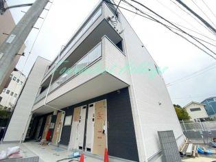 神奈川県鎌倉市岡本2丁目の賃貸アパート