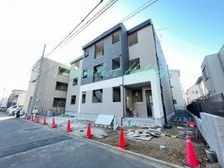 神奈川県大和市渋谷8丁目の賃貸アパート