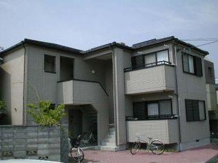 長野県長野市大字長野桜枝町の賃貸アパートの外観