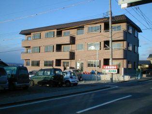 長野県須坂市大字幸高幸高町の賃貸アパートの外観