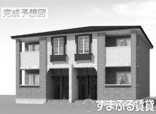 ハピネス ミソノⅢ B[203号室]