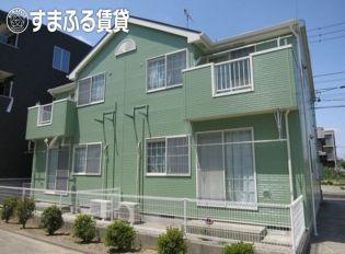 愛知県額田郡幸田町大字菱池字池端の賃貸アパート