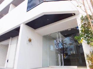 東京都江東区扇橋1丁目の賃貸マンションの外観