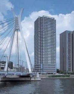リバーシティ21新川[17階]の外観