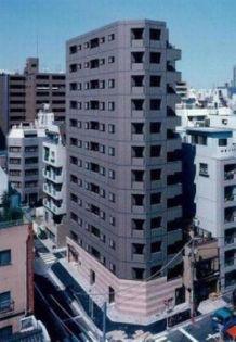 ガラ・シティ京橋[3F号室]の外観