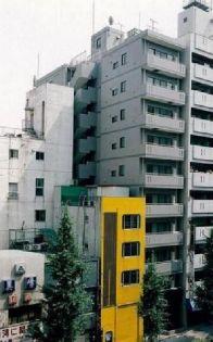 ガラ・シティ蔵前[4F号室]の外観