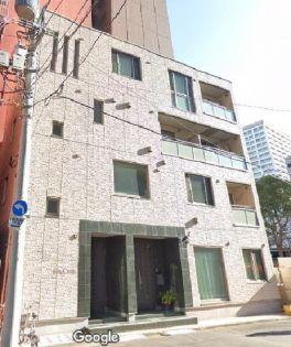 ベルミエ 3階の賃貸【東京都 / 中央区】
