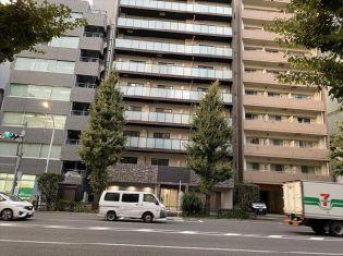 東京都文京区本郷2丁目の賃貸マンションの外観