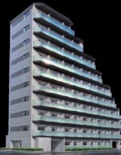 ジェノヴィア押上スカイガーデン 8階の賃貸【東京都 / 江東区】