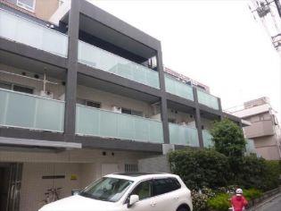 レジデンス白金コローレ[3階]の外観