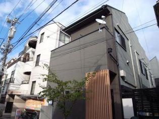 マリン高円寺[201号室]の外観