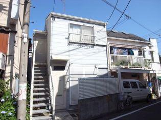 依田アパート[101号室]の外観