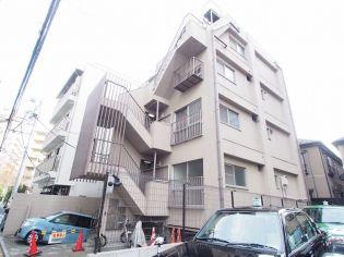 村崎マンション[102号室]の外観