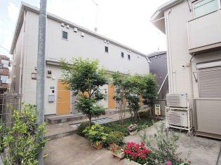 東京都杉並区阿佐谷南1丁目の賃貸アパート