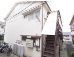 栄荘[202号室]の外観