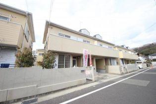 兵庫県神戸市垂水区桃山台5丁目の賃貸アパートの画像