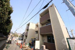 兵庫県神戸市須磨区北町2丁目の賃貸アパートの画像