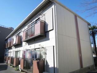 東京都葛飾区東四つ木1丁目の賃貸アパート