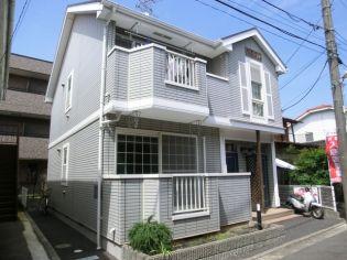 東京都江戸川区中央2丁目の賃貸アパート