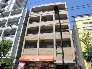 東京都江戸川区中央4丁目の賃貸マンション
