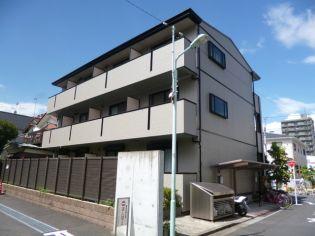 東京都葛飾区東新小岩2丁目の賃貸アパートの外観
