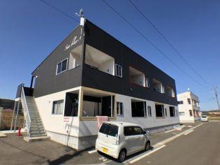 Sunblue A棟[2階]の外観