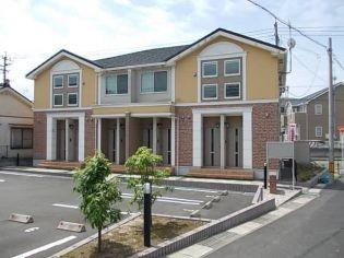 鹿児島県いちき串木野市小瀬町の賃貸アパートの外観