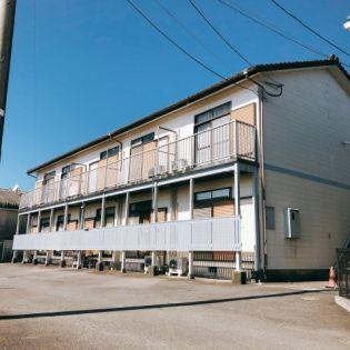 鹿児島県薩摩川内市御陵下町の賃貸アパートの外観