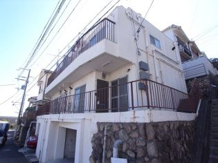 城の下ハイマンション 2階の賃貸【兵庫県 / 神戸市灘区】