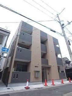 兵庫県神戸市中央区中山手通8丁目の賃貸アパート