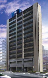 レオンコンフォート神戸ハーバーウエスト 6階の賃貸【兵庫県 / 神戸市兵庫区】