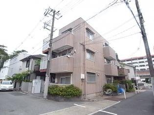 カナル夙川 3階の賃貸【兵庫県 / 西宮市】