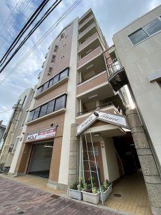 ヌーベルフルーブ 4階の賃貸【兵庫県 / 神戸市兵庫区】