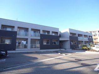 兵庫県尼崎市田能3丁目の賃貸アパート