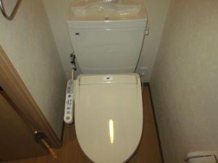 ボーヤハイムのシャワー付トイレ