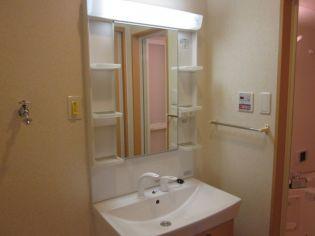 ボーヤハイムの洗髪洗面化粧台