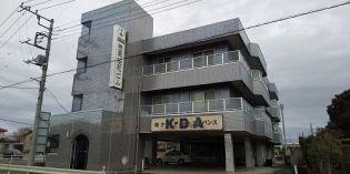 埼玉県比企郡吉見町大字久保田の賃貸マンションの外観